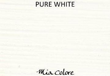 Afbeeldingen van Mia Colore kalkverf Pure White