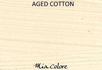 Afbeeldingen van Mia Colore kalkverf Aged Cotton
