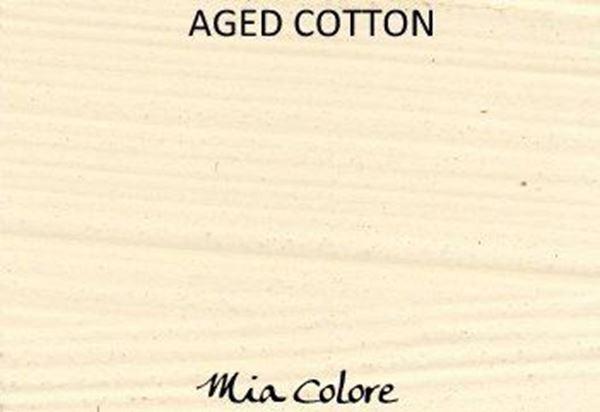 Afbeelding van Mia Colore kalkverf Aged Cotton