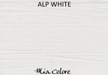 Afbeeldingen van Mia Colore kalkverf Alp White
