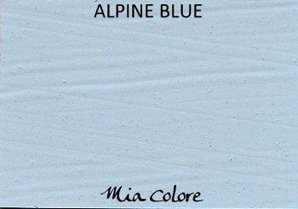 Afbeelding van Mia Colore kalkverf Alpine Blue
