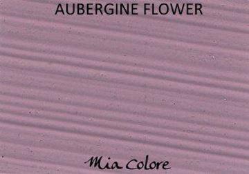 Afbeeldingen van Mia Colore kalkverf Aubergine Flower