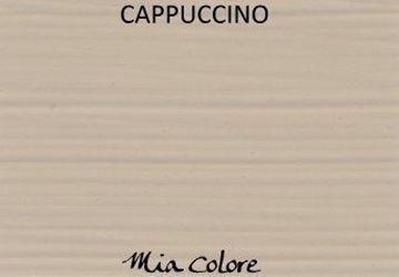 Afbeeldingen van Mia Colore kalkverf Cappuccino