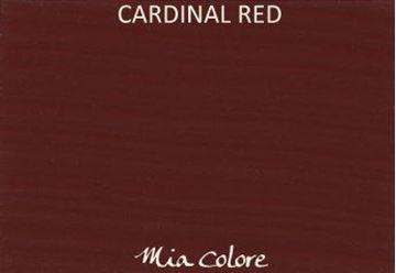Afbeeldingen van Mia Colore kalkverf Cardinal Red
