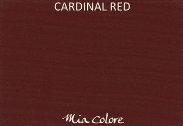 Afbeelding van Mia Colore kalkverf Cardinal Red