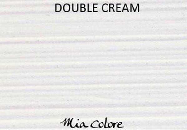 Afbeelding van Mia Colore kalkverf Double Cream