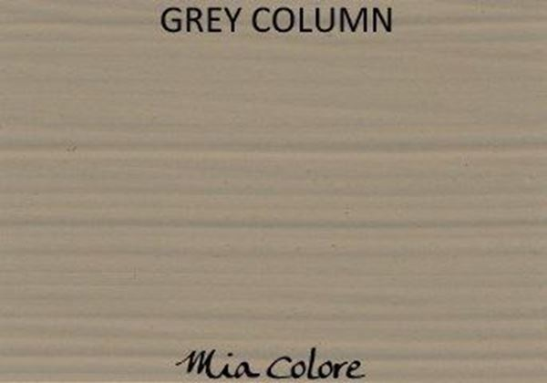 Afbeelding van Mia Colore kalkverf Grey Column