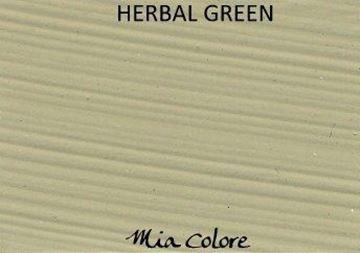 Afbeeldingen van Mia Colore kalkverf Herbal Green