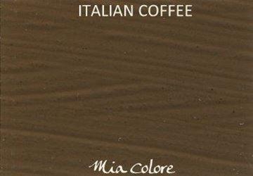 Afbeeldingen van Mia Colore kalkverf Italian Coffee