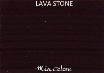 Afbeeldingen van Mia Colore kalkverf Lava Stone