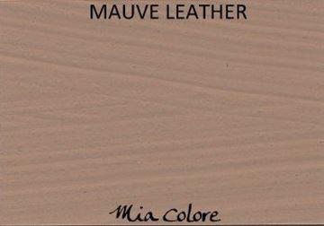 Afbeeldingen van Mia Colore kalkverf Mauve Leather