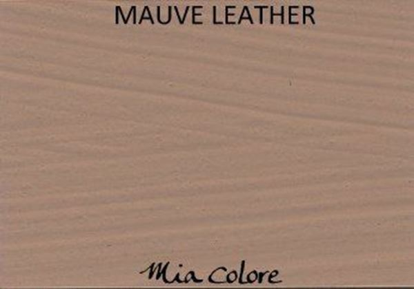 Afbeelding van Mia Colore kalkverf Mauve Leather