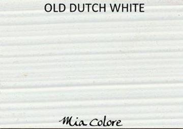 Afbeeldingen van Mia Colore kalkverf Old Dutch White