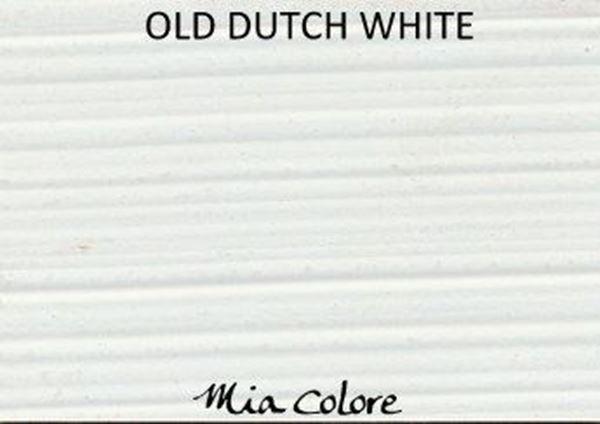 Afbeelding van Mia Colore kalkverf Old Dutch White