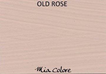 Afbeeldingen van Mia Colore kalkverf Old Rose
