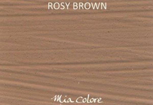 Afbeelding van Mia Colore kalkverf Rosy Brown