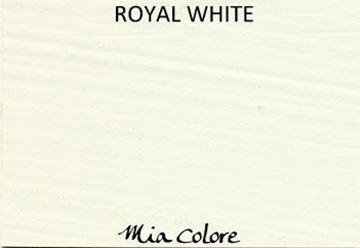 Afbeeldingen van Mia Colore kalkverf Royal White