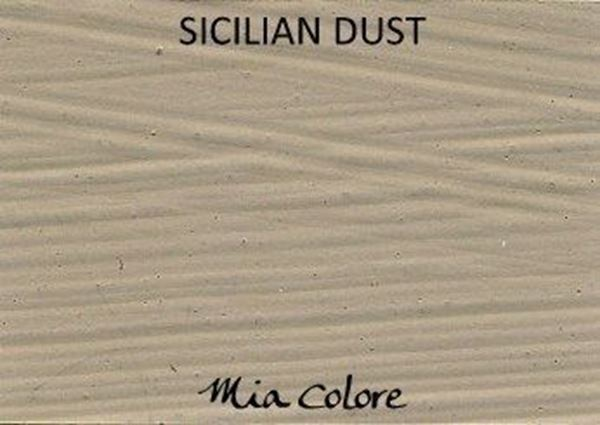 Afbeelding van Mia Colore kalkverf Sicilian Dust