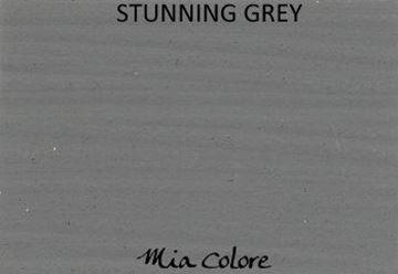 Afbeeldingen van Mia Colore kalkverf Stunning Grey