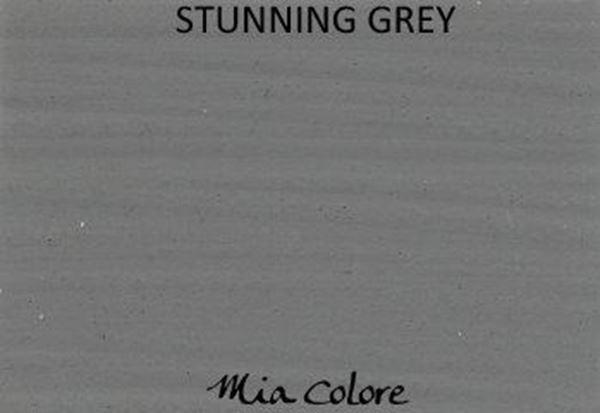 Afbeelding van Mia Colore kalkverf Stunning Grey