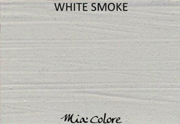 Afbeeldingen van Mia Colore kalkverf White Smoke