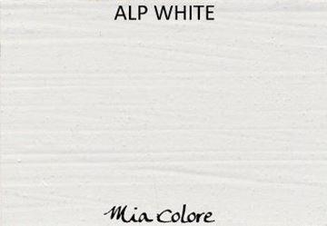 Afbeeldingen van Mia Colore krijtverf Alp White