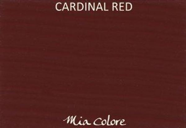 Afbeelding van Mia Colore krijtverf Cardinal Red