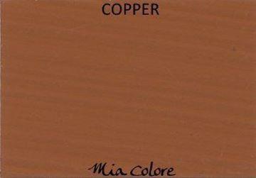 Afbeeldingen van Mia Colore krijtverf Copper