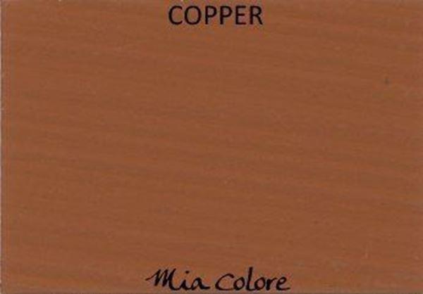 Afbeelding van Mia Colore krijtverf Copper