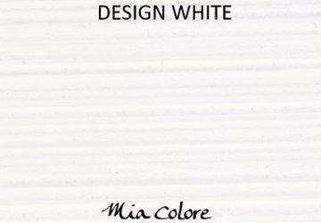 Afbeeldingen van Mia Colore krijtverf Design White
