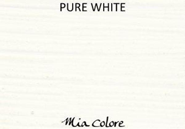 Afbeelding van Mia Colore krijtverf Pure White