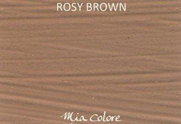 Afbeeldingen van Mia Colore krijtverf Rosy Brown
