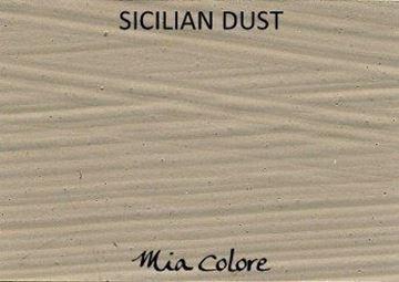 Afbeeldingen van Mia Colore krijtverf Sicilian Dust