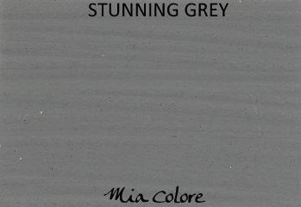 Afbeelding van Mia Colore krijtverf Stunning Grey