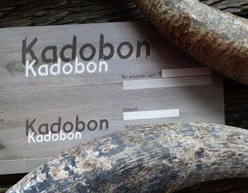 Afbeeldingen van Cadeaubon Stoer & Stijlvol €50,-