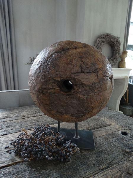 Afbeelding van Oud wiel ornament nr. 1