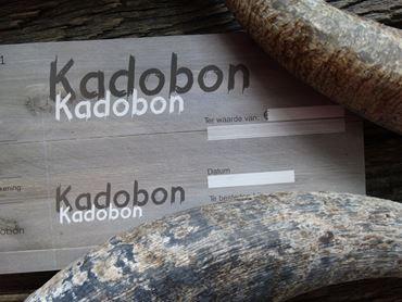Afbeelding voor categorie Cadeaubon