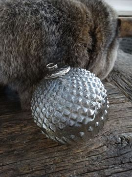Afbeeldingen van Luxe kerstbal Ginger