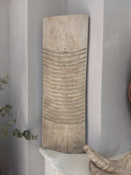 Afbeelding van Oud houten wasbordje nr. 1