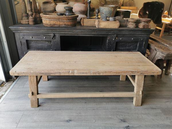 Afbeelding van Oude Chinese salontafel