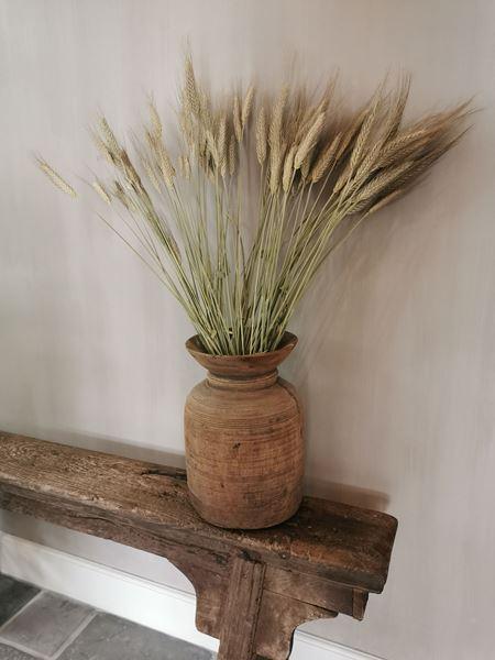 Afbeelding van Tarwe gras pluimen decoratie