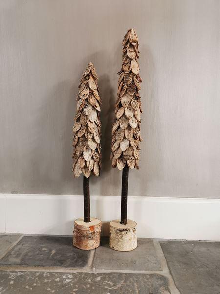 Afbeelding van Stoer & Stijlvol berkenboompje L
