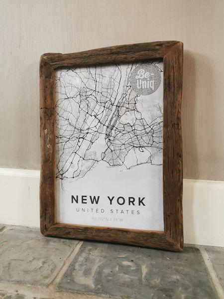 Afbeelding van Fotolijst truckwood 21 x 30 cm