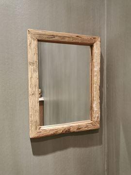 Afbeeldingen van Stoer & Stijlvol truckwood spiegel