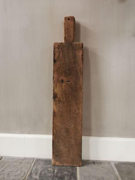 Afbeelding van Stoer & Stijlvol houten tapasplank