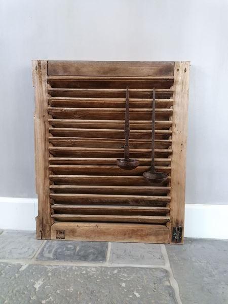Afbeelding van Oud houten luikje nr 3