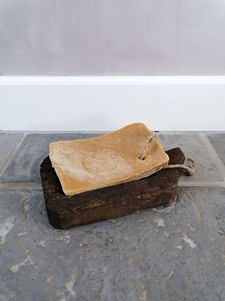 Afbeelding van Stoer & Stijlvol houten zeepbakje nr 1