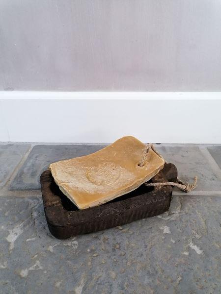 Afbeelding van Stoer & Stijlvol houten zeepbakje nr 2